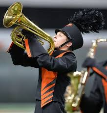 marching band baritone