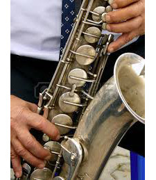 marching band tenor sax