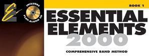 Essential Elements - Book 1 Baritone Treble Clef