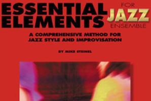 Essential Elements Jazz - 02 Clarinet