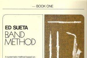 Ed Sueta - Book 1 - Baritone Treble Clef