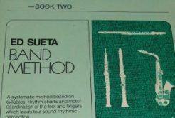 Ed Sueta Book 2 - Bass Clarinet