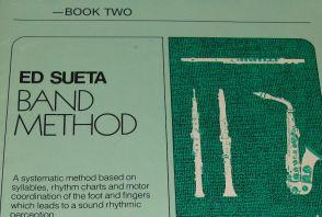 Ed Sueta Book 2 - Bass Clarinet
