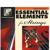 Essential Elements 2000 - Book 1 Bass