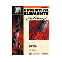 Essential Elements 2000 - Book 1 Violin