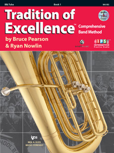 Tradition of Excellence - Book 1 Tuba