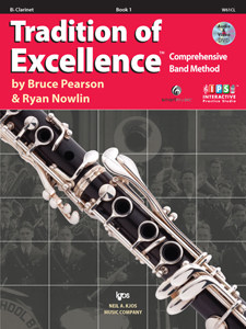 Tradition of Excellence - Book 1 Clarinet