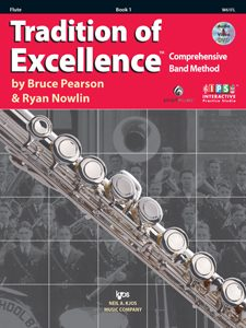 Tradition of Excellence - Book 1 Flute