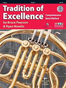 Tradition of Excellence - Book 1 French Horn
