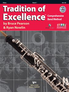 Tradition of Excellence - Book 1 Oboe