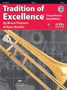 Tradition of Excellence - Book 1 Trombone