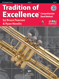Tradition of Excellence - Book 1 Trumpet