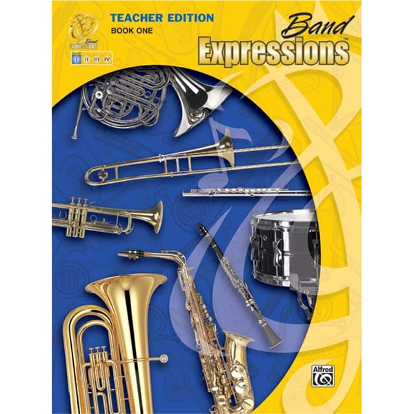 Band Expressions Music Books