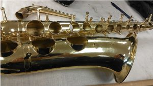 cleaning woodwind